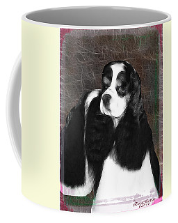 Black And White Cookie Coffee Mug by EricaMaxine  Price