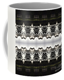 Black And White Design Coffee Mug