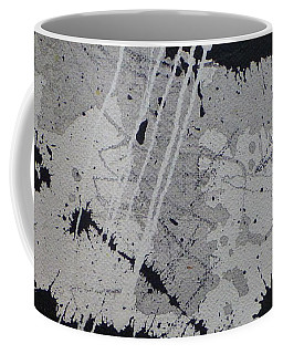 Black And White Four Coffee Mug