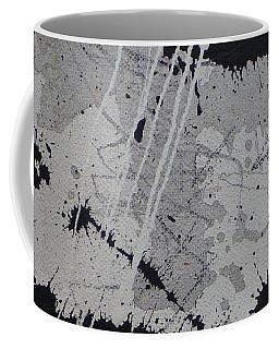 Black And White Four Coffee Mug