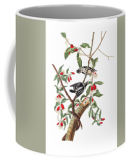 Coffee Mug featuring the photograph Black And White by Munir Alawi