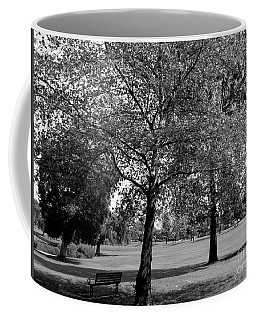 Black And White Nature Coffee Mug