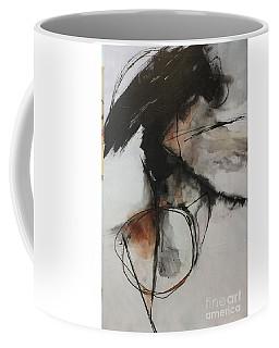 Black And White Study Coffee Mug