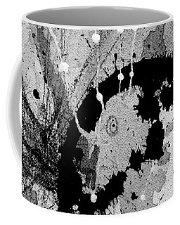 Black And White Three Coffee Mug