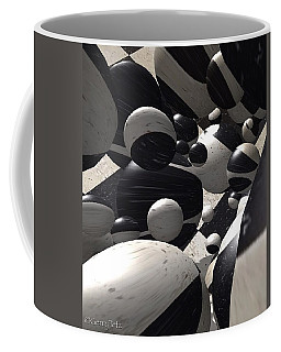 Black And White World  Coffee Mug
