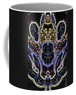 Black Angel Coffee Mug