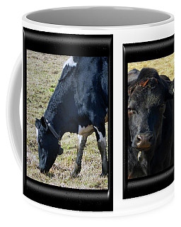 Black Angus She And He Coffee Mug