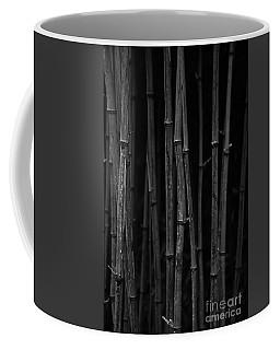 Black Bamboo Coffee Mug