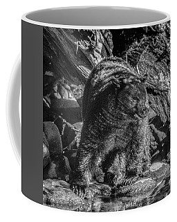 Black Bear Creekside Coffee Mug