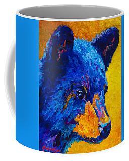 Black Bear Cub 2 Coffee Mug