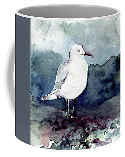 Black-billed Gull Coffee Mug