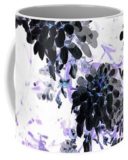 Black Blooms I Coffee Mug