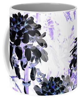 Black Blooms I I Coffee Mug