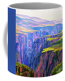 Black Canyon Colorado Coffee Mug