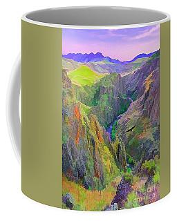 Black Canyon Coffee Mug