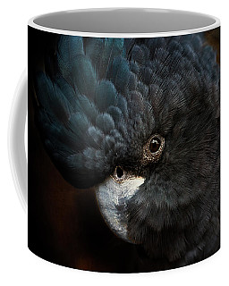 Black Cockatoo Coffee Mug