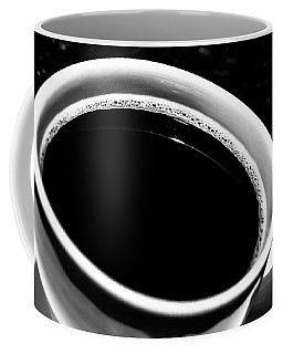 Black Coffee Coffee Mug