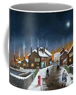 Black Country Winter Coffee Mug