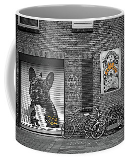 Black Dog Led Zeppelin Coffee Mug