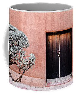 Black Door Coffee Mug