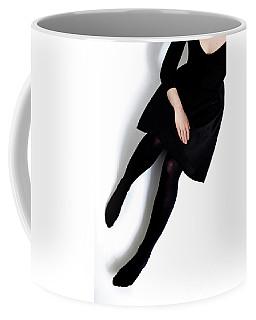 Black Dress #5429 Coffee Mug