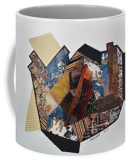 Black Edges Coffee Mug