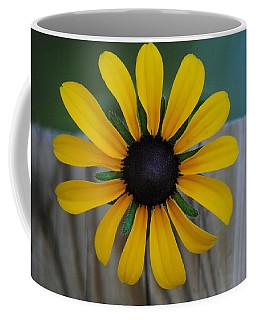 Black Eye Coffee Mug by Eric Liller