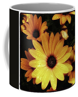 Coffee Mug featuring the photograph Black Eyed Susans. Looks Like They're by Mr Photojimsf