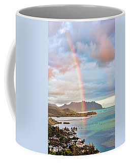 Black Friday Rainbow Coffee Mug