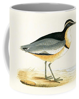 Black Headed Plover Coffee Mug