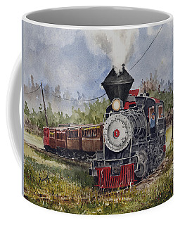 Black Hills Central Number 7 Coffee Mug