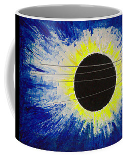 Black Hole Blues Coffee Mug