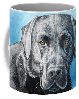 Black Lab Coffee Mug