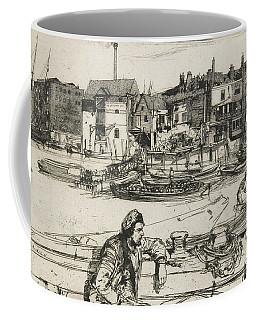 Black Lion Wharf Coffee Mug