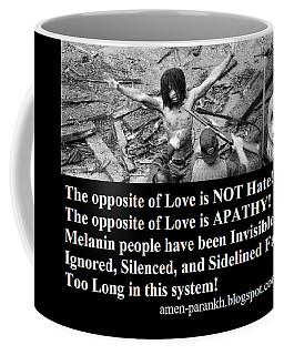 Black Lives Coffee Mug