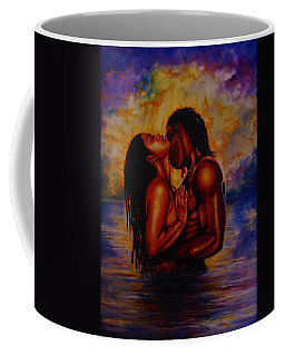 Black Love Coffee Mug