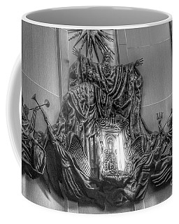 Black Madonna Of Czestochowa, Doylestown Coffee Mug