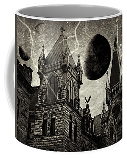 Black Moons Rising Coffee Mug