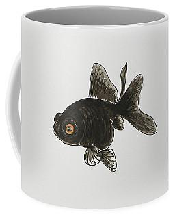 Black Moor Coffee Mug