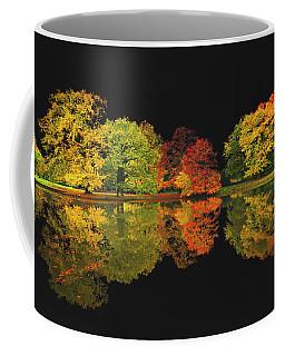 Black Muse Coffee Mug