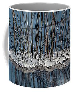Black Needlerush Color Coffee Mug