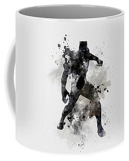 Black Panther Coffee Mug