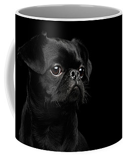 Black Petit Brabanson Coffee Mug