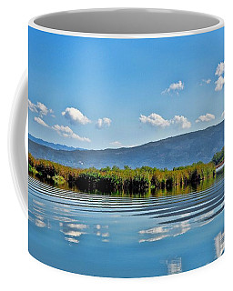 Coffee Mug featuring the photograph Black River  Jamaica by Elaine Manley
