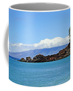 Black Rock Beach And Lanai Coffee Mug