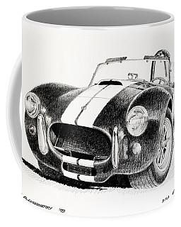 Ac Cobra Coffee Mugs