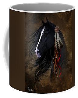 Black Stallion  Coffee Mug