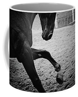 Black Stallion - Poster Coffee Mug