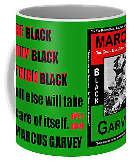 Black Star Garvey Coffee Mug