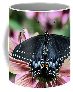 Black Swallowtail 3 Coffee Mug